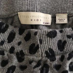 Stella McCartney leopard leggings